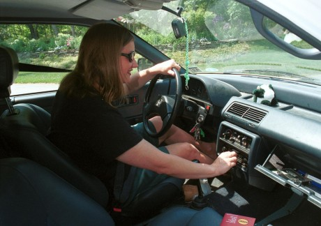 Немаловажный фактор для аллергика - воздухообмен в салоне автомобиля